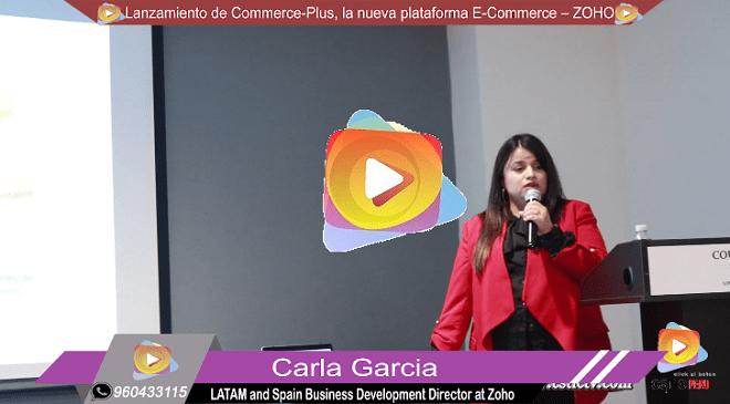 Lanzamiento de Commerce-Plus, la nueva plataforma E-Commerce que ingresa a Perú – ZOHO