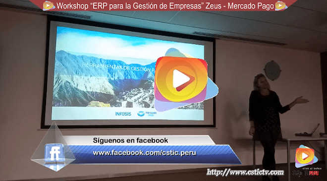 """Workshop: ERP Zeus """"Gestión de Facturación Electrónica"""" – Infosis & Mercado Pago"""