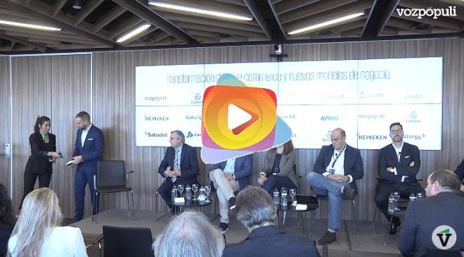 Debate: Transformación digital, e-commerce y nuevos modelos de negocio
