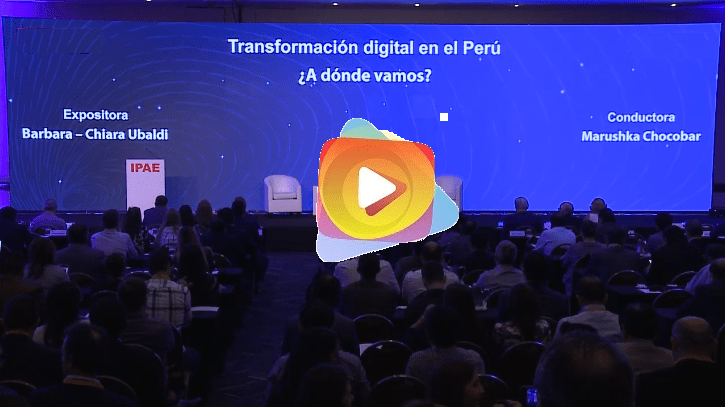 Panel: Transformación Digital en el Perú