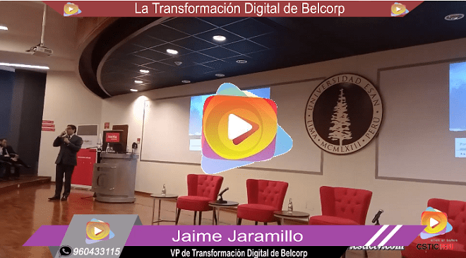 La TRANSFORMACIÓN DIGITAL de BELCORP