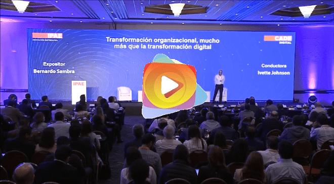 Transformación organizacional, mucho más que la transformación digital