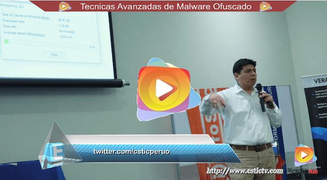 Tecnicas Avanzadas de Malware