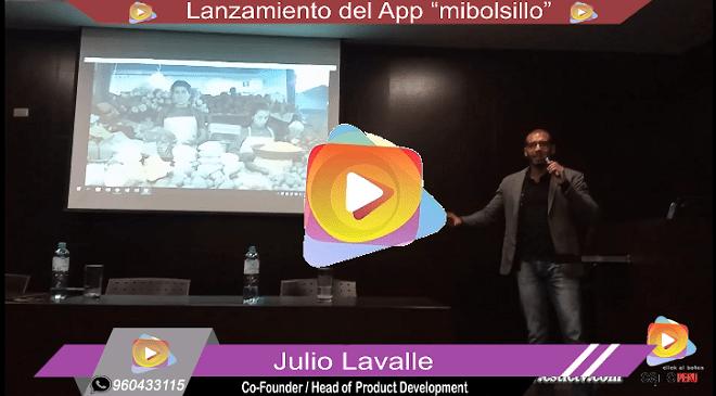 Lanzamiento del App mibolsillo para los Micronegocios