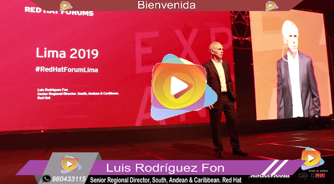"RedHat Forum Perú 2019 ""Expand Your Possibilities"""