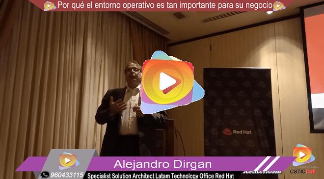 Presentación de la ultima version de Enterprise Linux 8 por Red Hat en Perú
