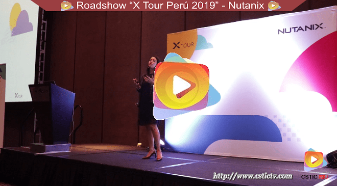Roadshow X Tour Perú 2019 – Cloud Híbrida