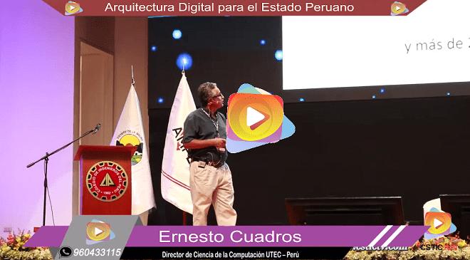 Arquitectura Tecnológica para el Estado Peruano