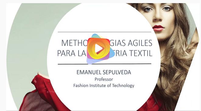 Metodologías ágiles para el sector industrial textil (Inglés)