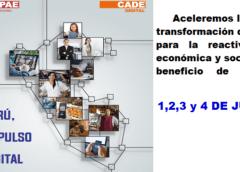 Cade Digital: El futuro demanda que las organizaciones implementen un plan de Transformación Digital
