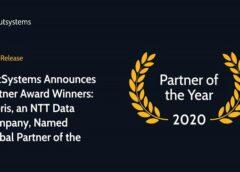 OutSystems anuncia a los ganadores del Partner Award: everis, una empresa del grupo NTT Data Company, gana el premio al Global Partner of the Year